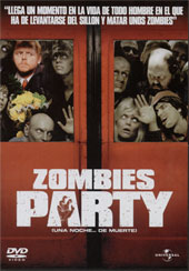 <center><font color=red>SHAUN OF THE DEAD<br>A Romantic Comedy, With Zombies</font></center>