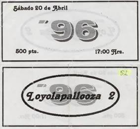 10 años de Loyolapallooza