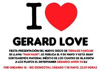 We Love Gerard Love